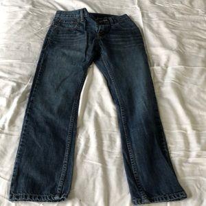 Boys size 12 Levi Jeans